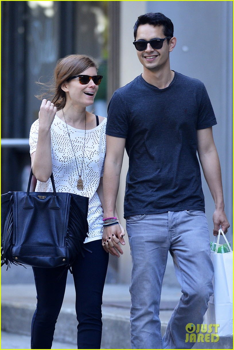 how did kate mara and max minghella meet the parents