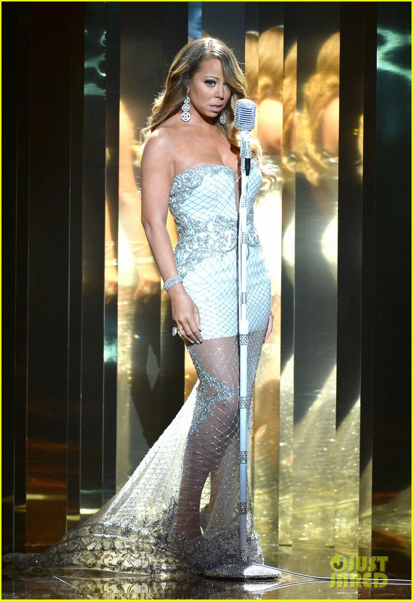 mariah carey miguel bet awards 2013 performance 022901566