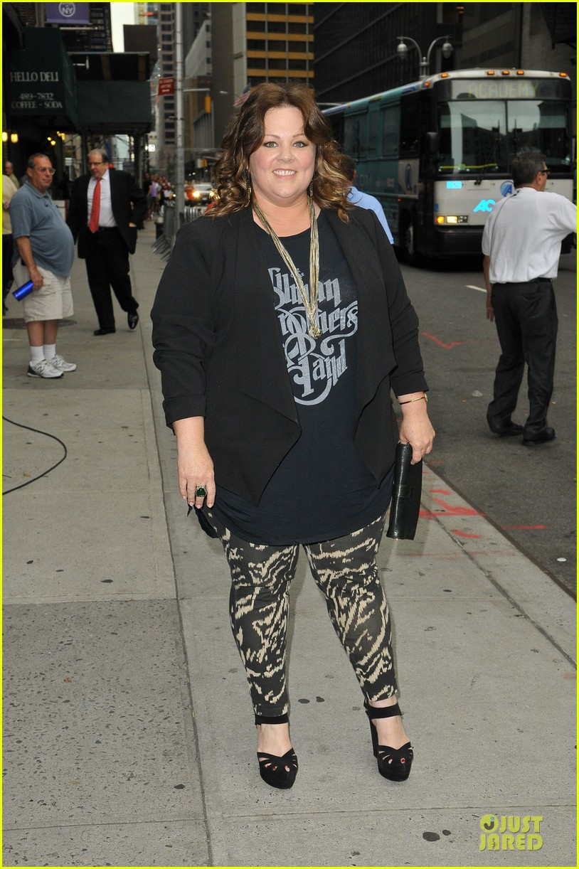 melissa mccarthy the heat nyc promotion 012897818