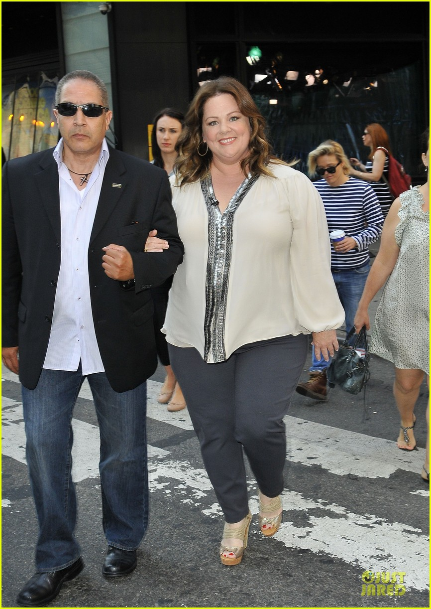 melissa mccarthy the heat nyc promotion 05