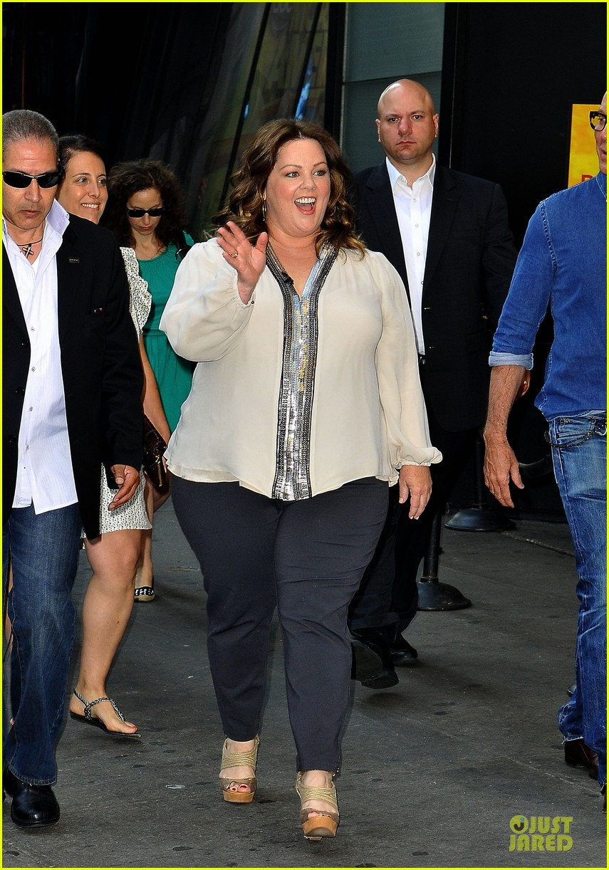 melissa mccarthy the heat nyc promotion 102897827