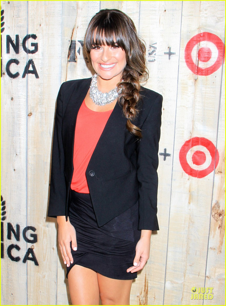 lea michele target feed collaboration 02