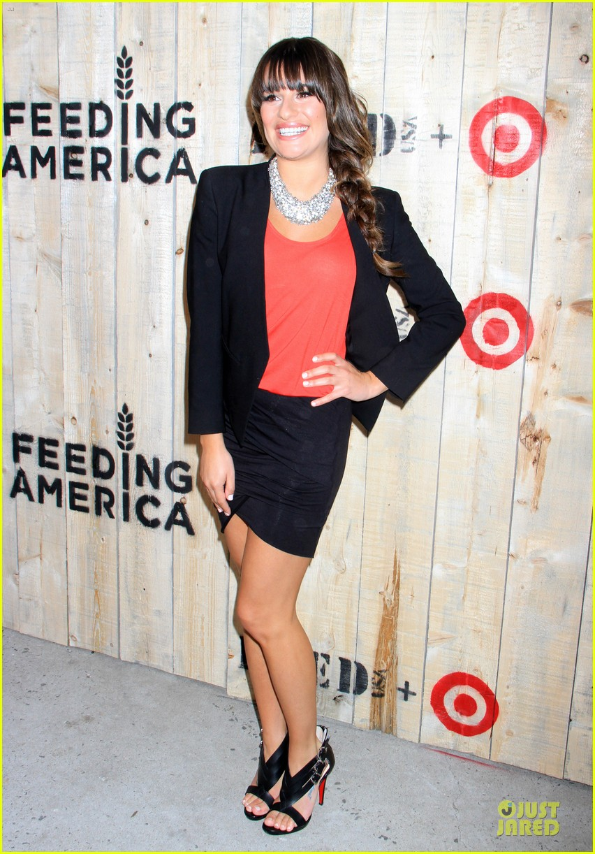 lea michele target feed collaboration 052894735