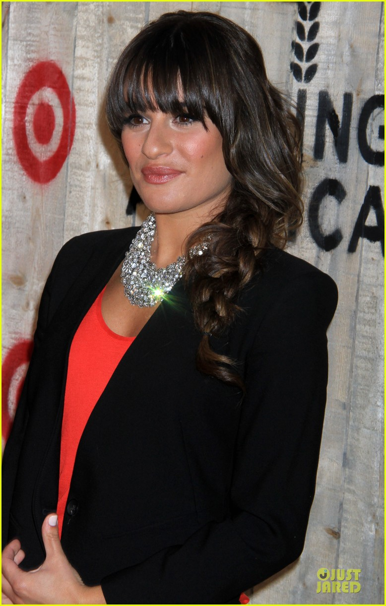 lea michele target feed collaboration 142894744