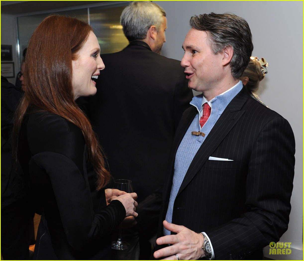 julianne moore dujour magazine summer issue cover party 10