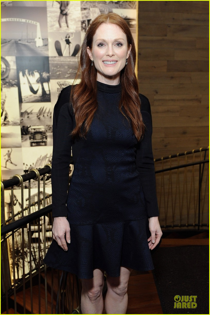 julianne moore dujour magazine summer issue cover party 12