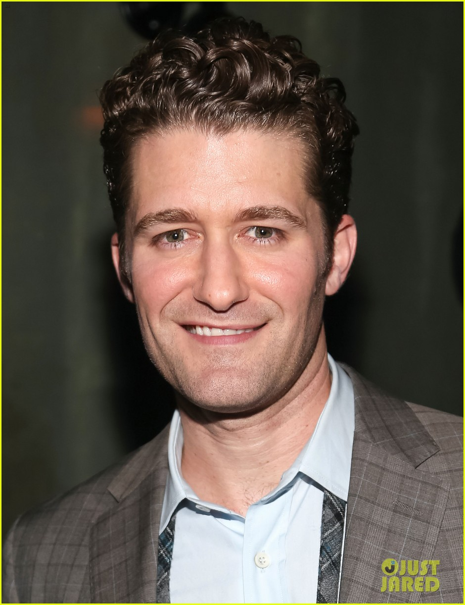matthew morrison friends family show with colton haynes 252890779