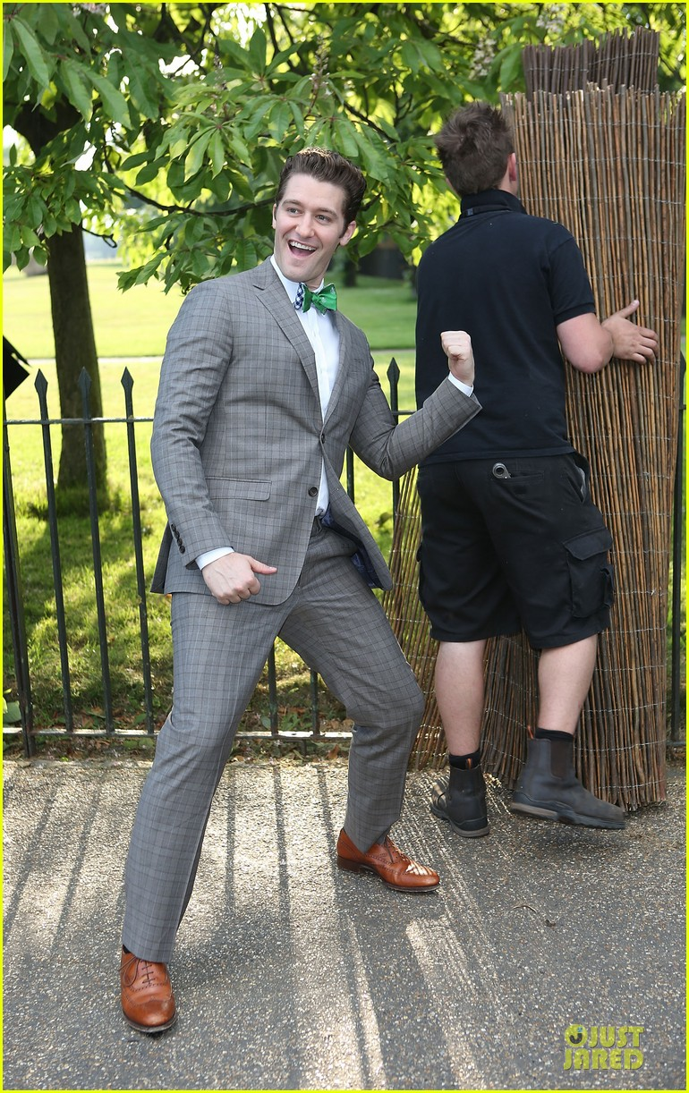 matthew morrison colton haynes serpentine gallery summer party 08