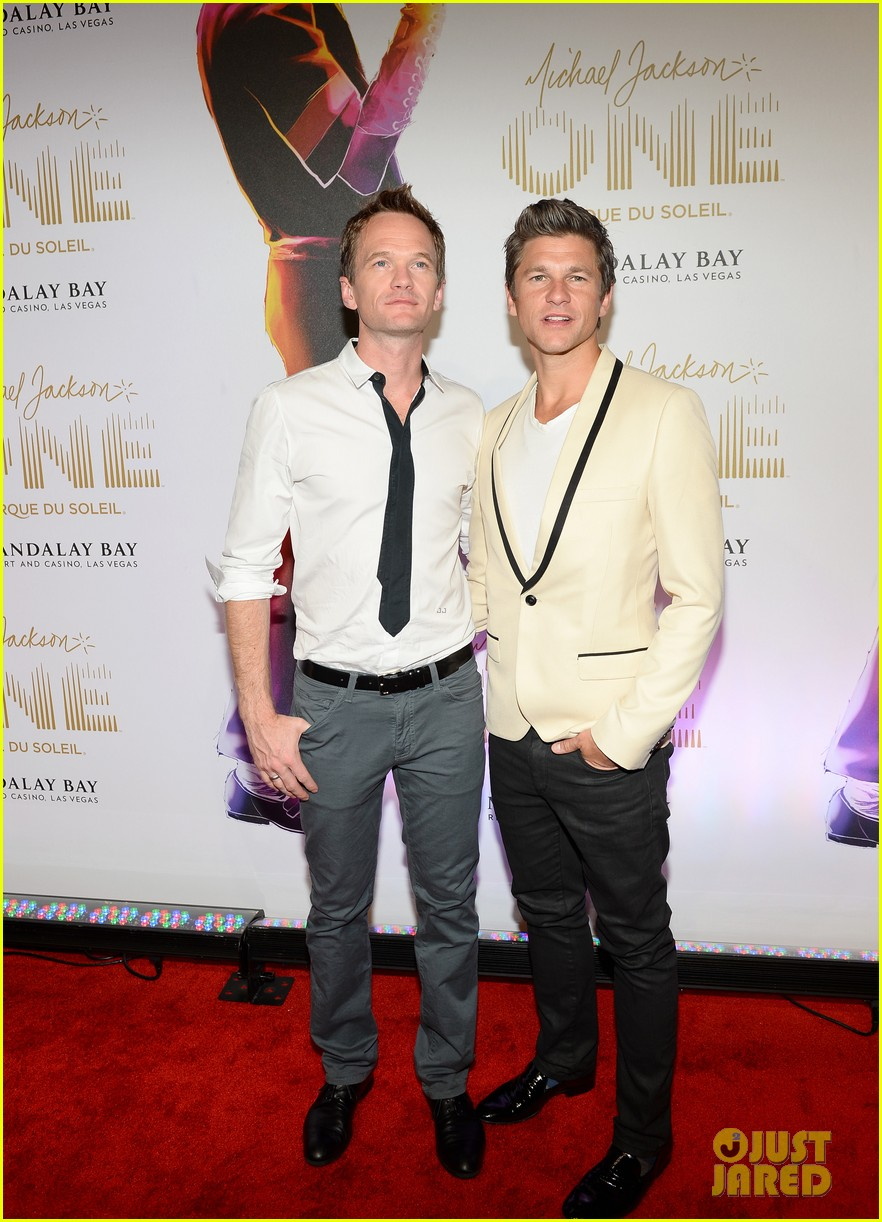 neil patrick harris ryan kwanten michael jackson one 212900876