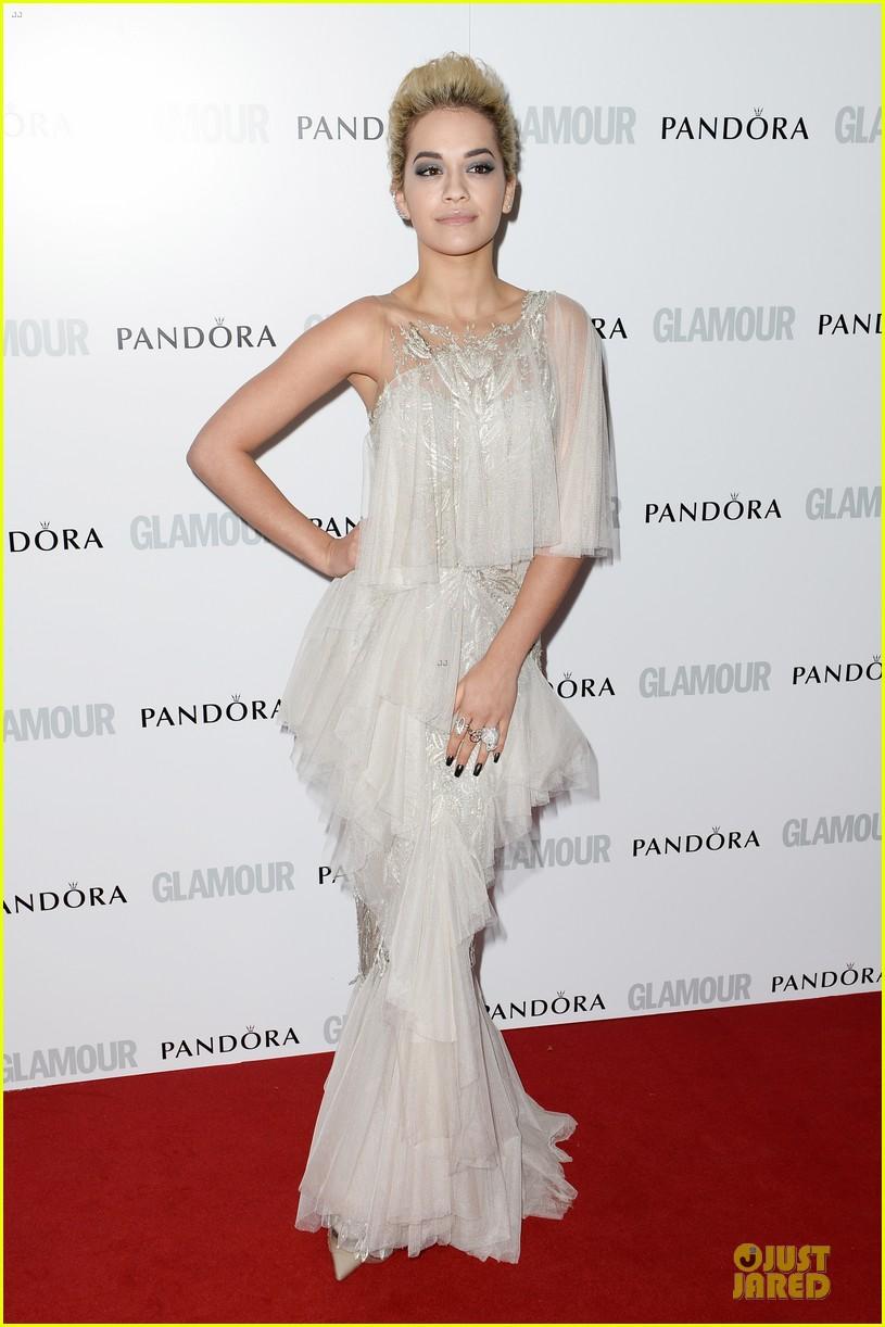 Rita Ora Amp Cara Delevingne Glamour Women Of The Year