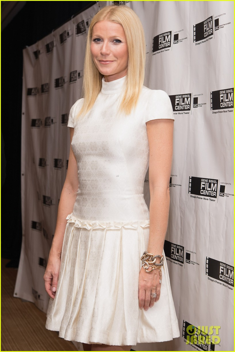 gwyneth paltrow gene siskel film center gala honoree 10