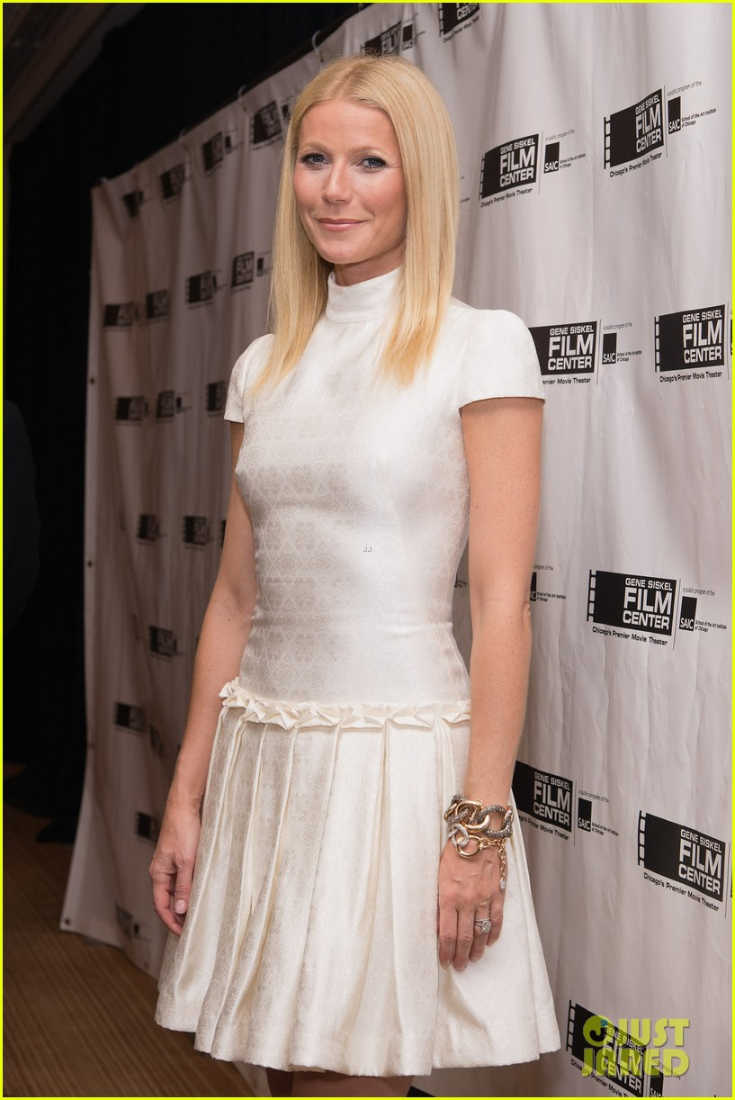 gwyneth paltrow gene siskel film center gala honoree 11