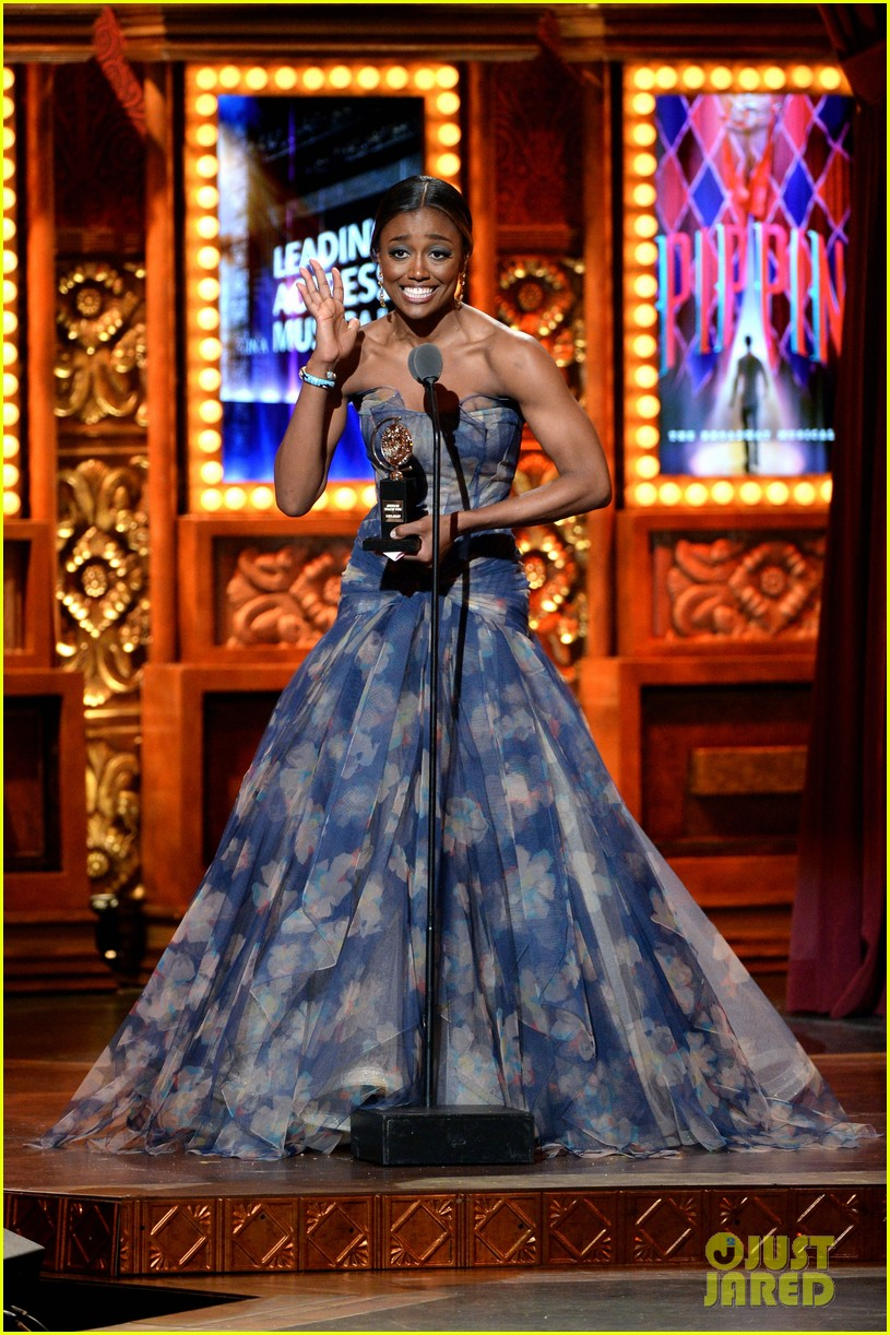 patina miller pippin tonys performance 2013 video 062888068