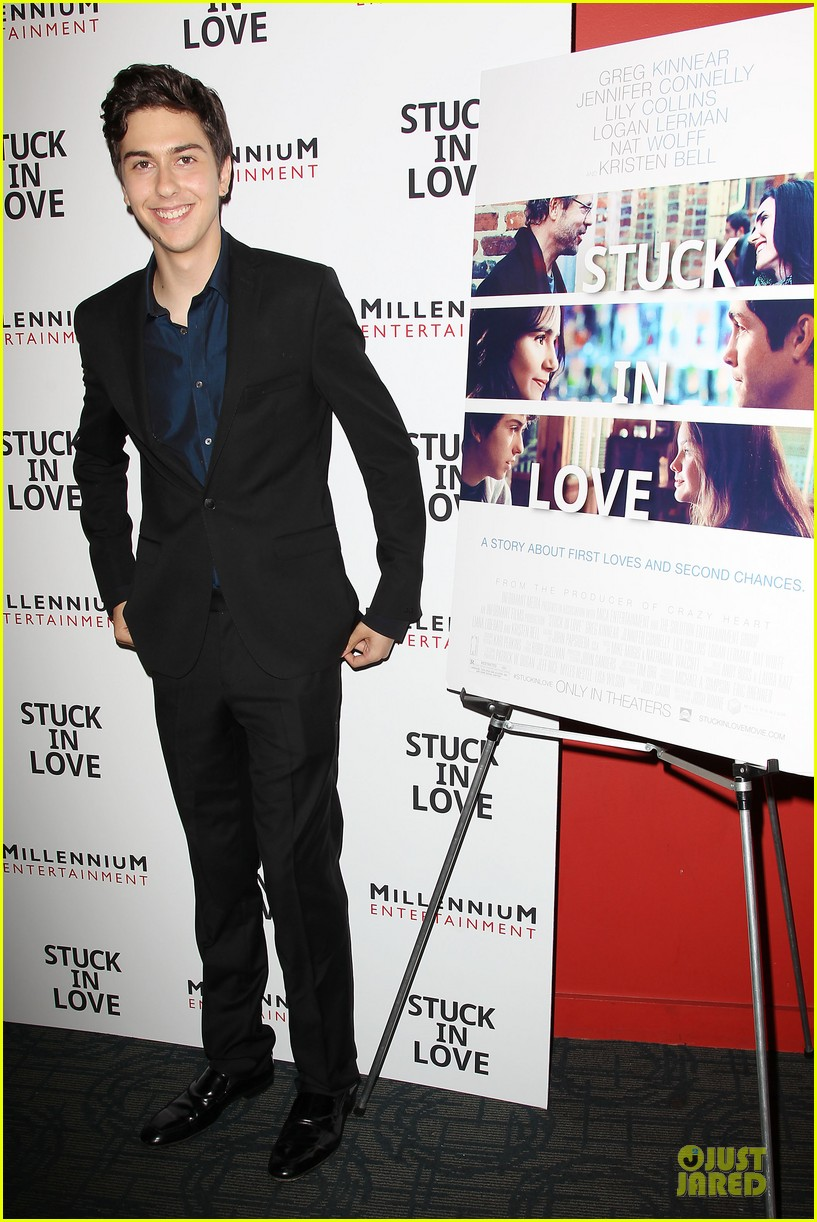 patrick schwarzenegger stuck in love nyc screening 092899105