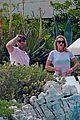 rosie huntington whiteley bikini vacation with jason statham 16