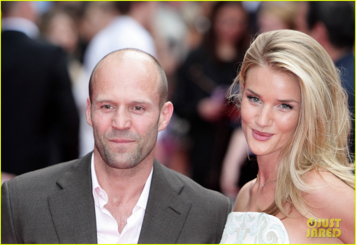 rosie huntington whiteley jason statham hummingbird premiere 09