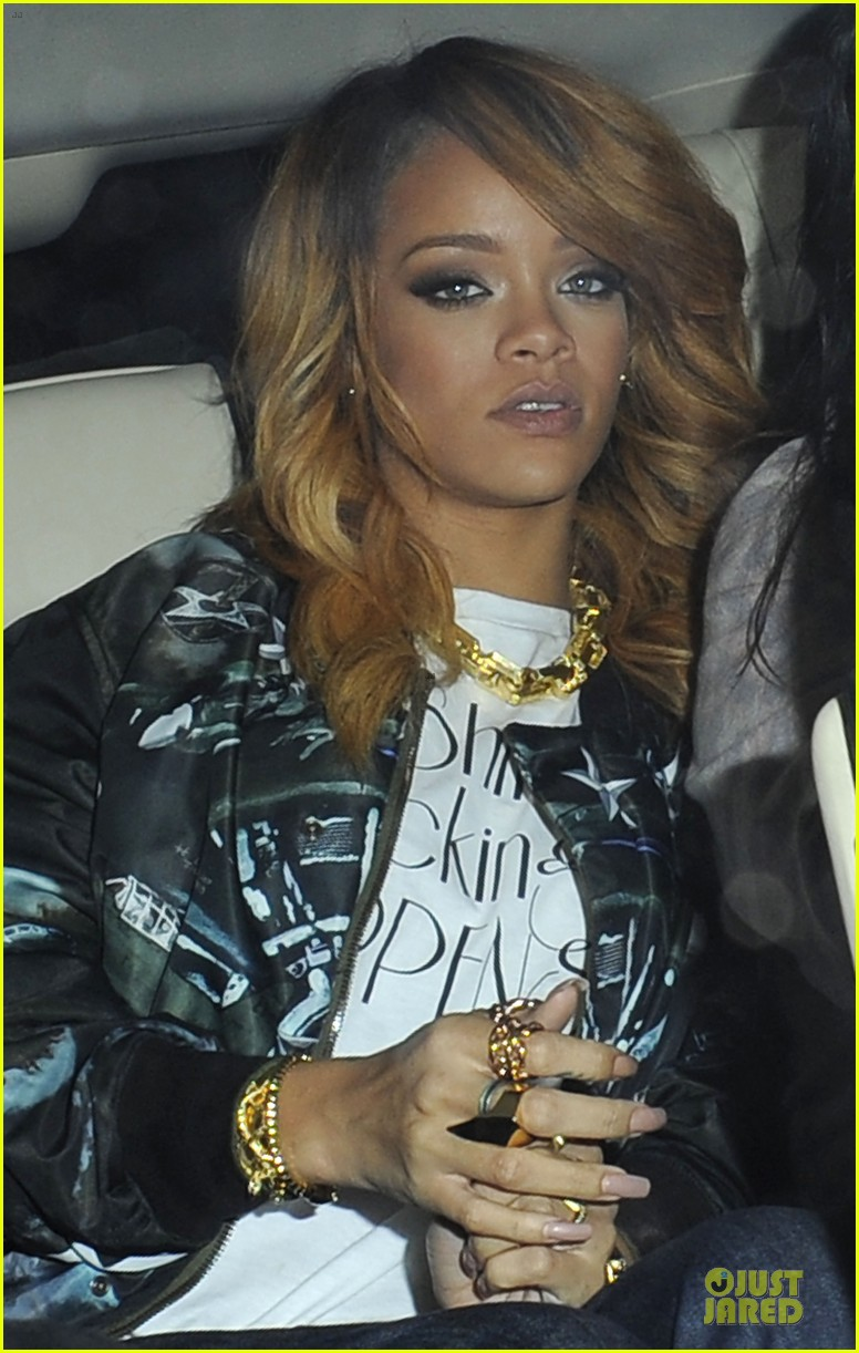 rihanna lillie bordello nightclub with jennifer rosales 022896102