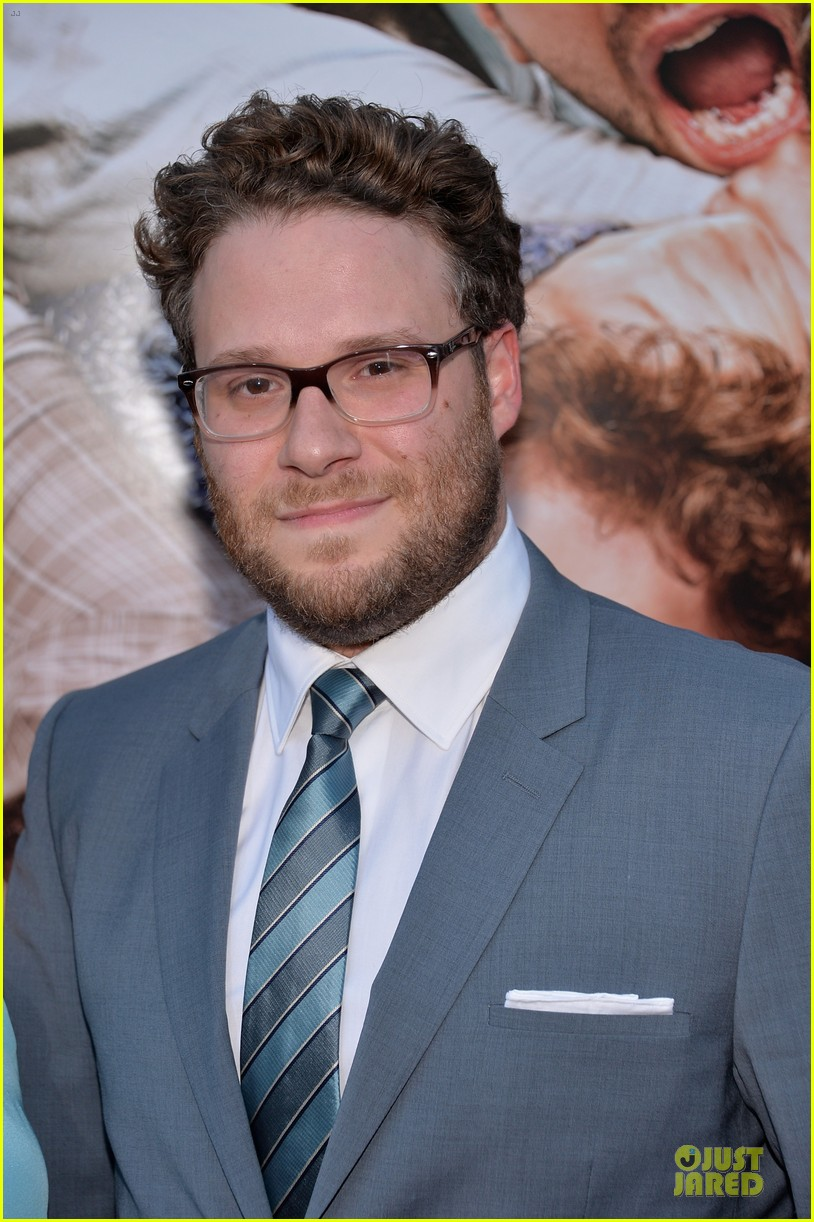 seth rogen paul rudd this is the end los angeles premiere 18