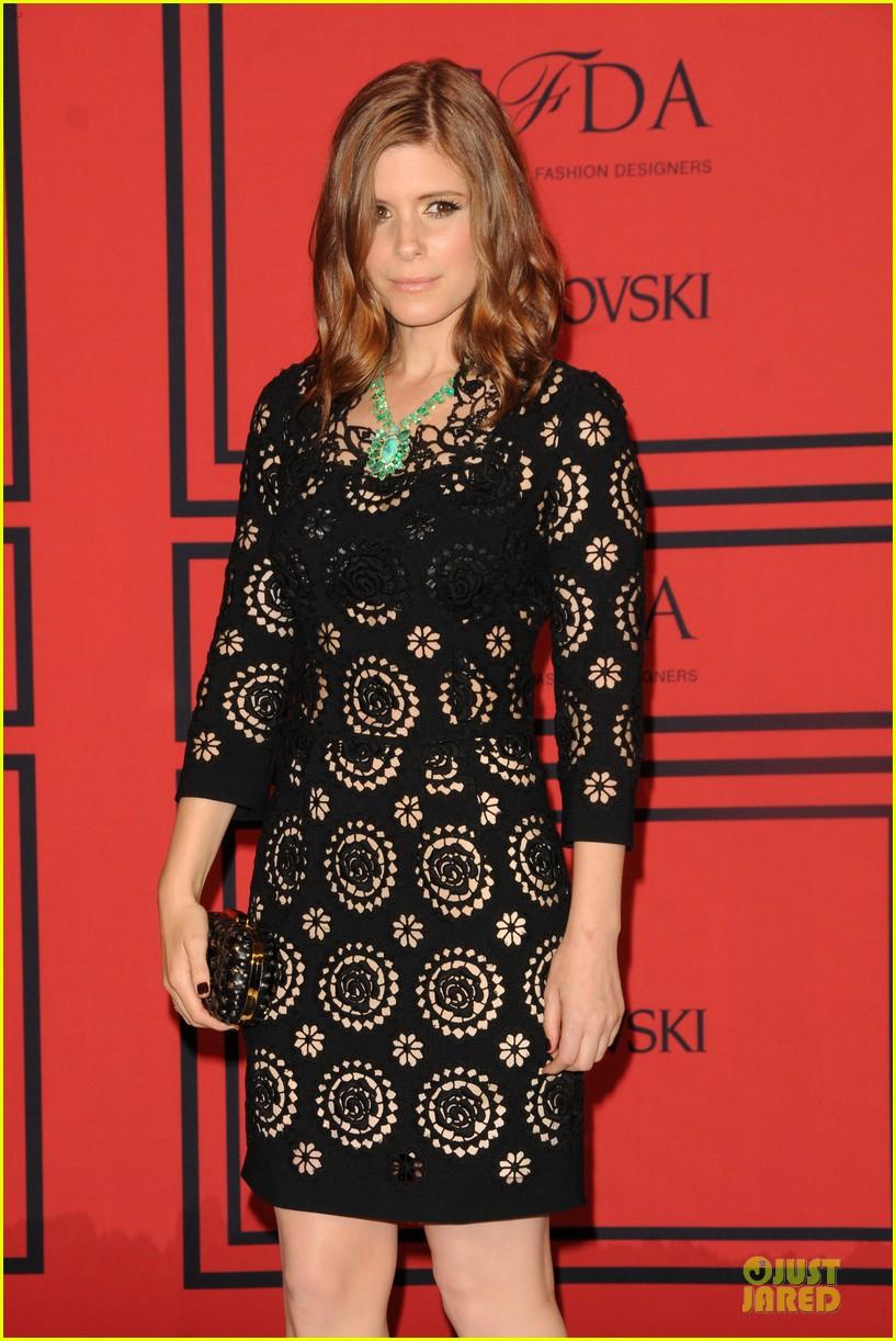 rooney kate mara cfda fashion awards 2013 red carpet 04