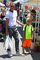 gavin rossdale fathers day farmers market boys 05