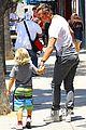 gavin rossdale fathers day farmers market boys 09