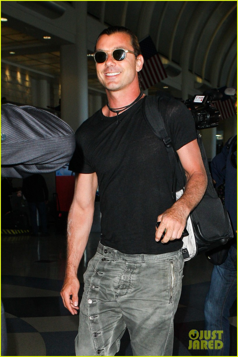 gavin rossdale travel day leaving blues 06