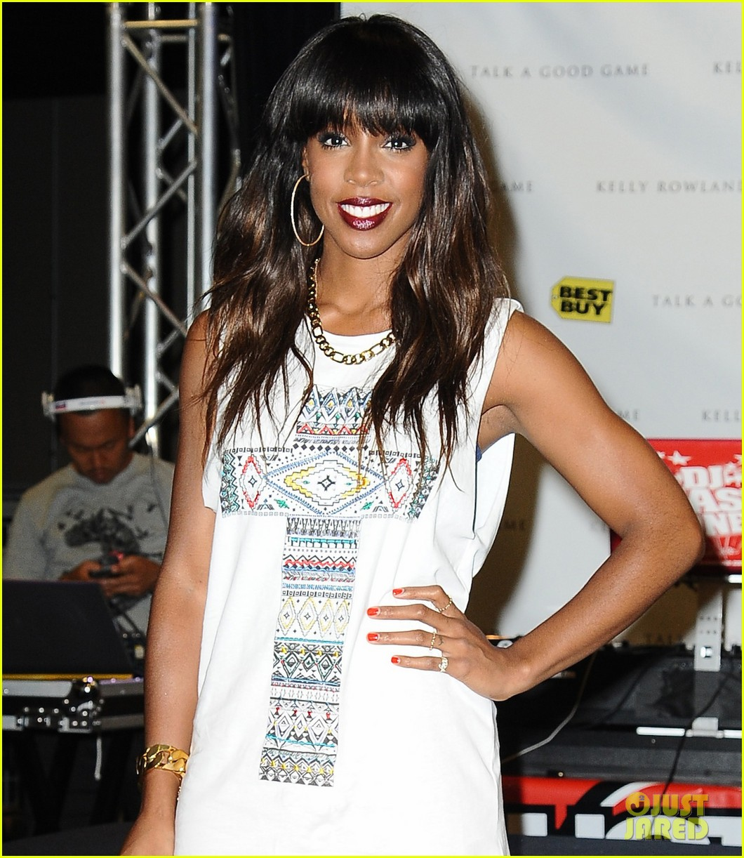 kelly rowland talk a good game nyc album signing 10