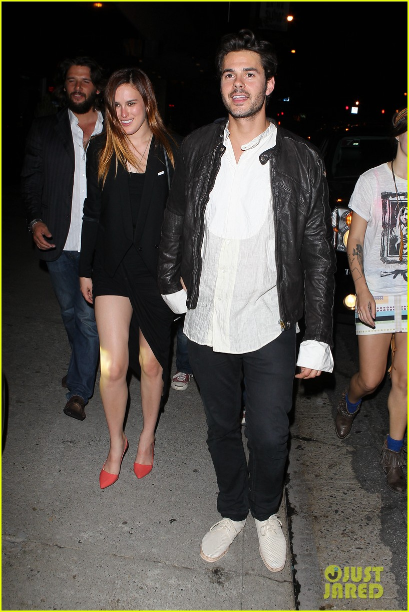 rumer willis jayson blair bootsy bellows couple 082901230