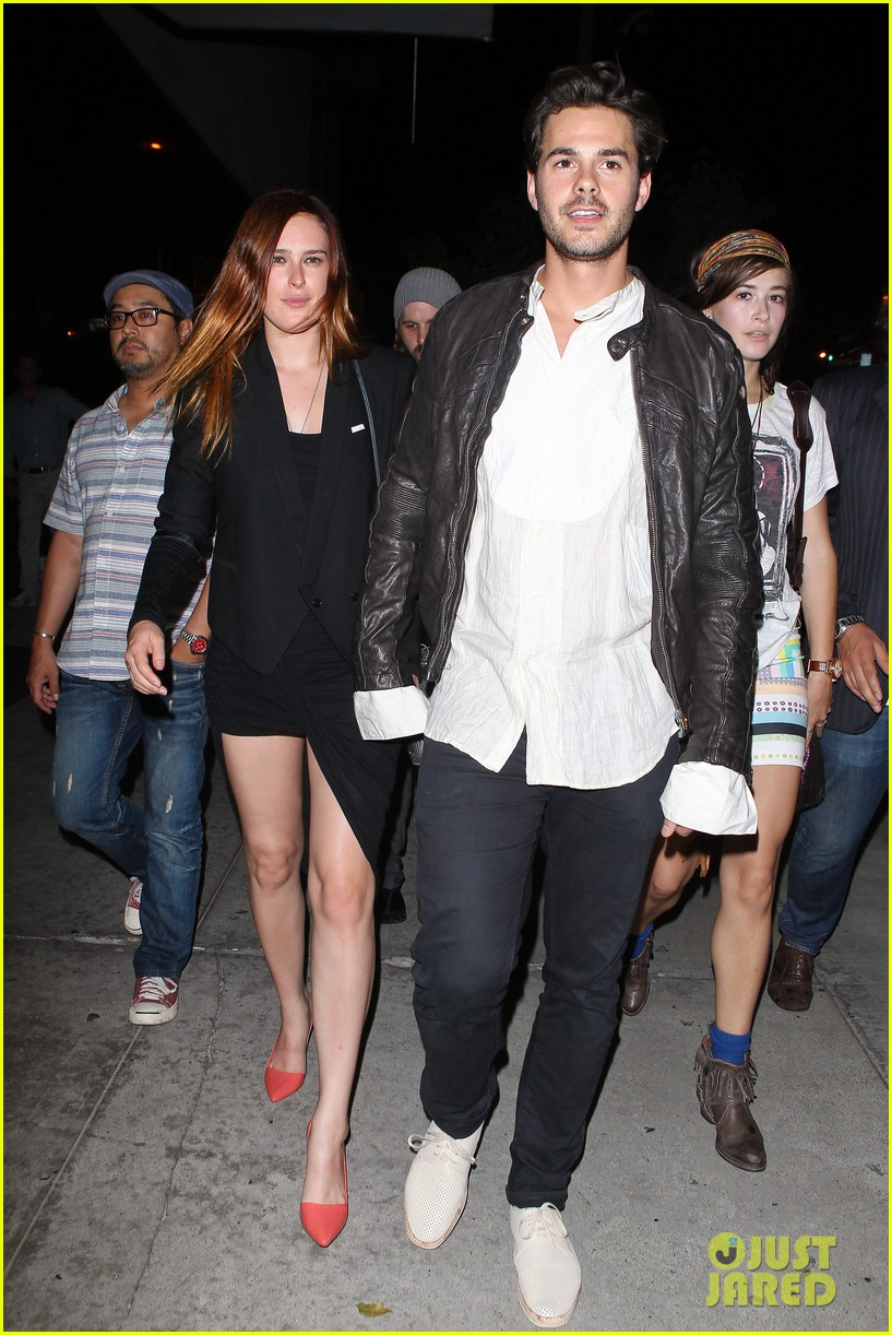 rumer willis jayson blair bootsy bellows couple 132901235