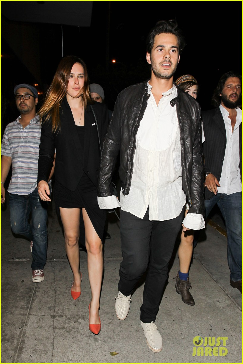 rumer willis jayson blair bootsy bellows couple 262901248