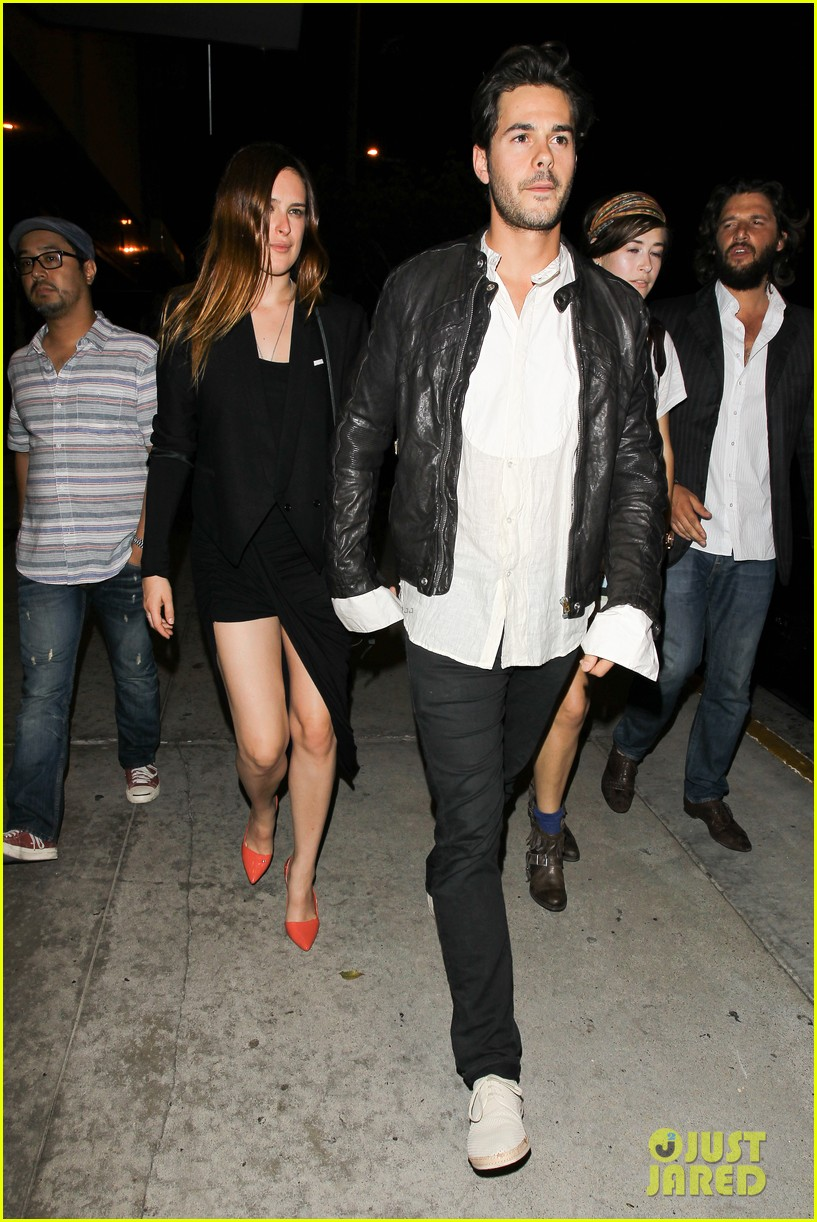 rumer willis jayson blair bootsy bellows couple 282901250