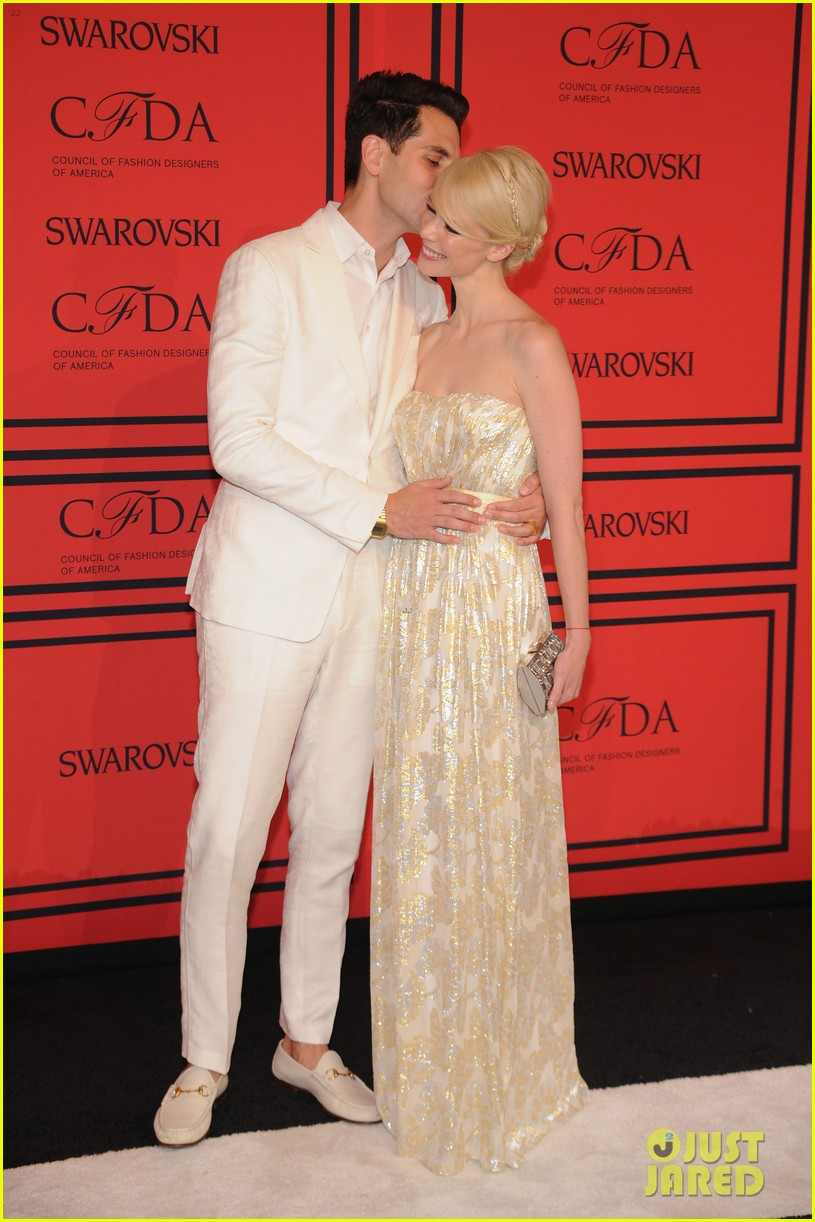 gabe saporta erin fetherston cfda fashion awards 2013 01