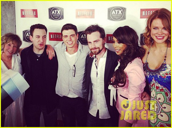 ben savage boy meets world cast reunites at atx festival 03