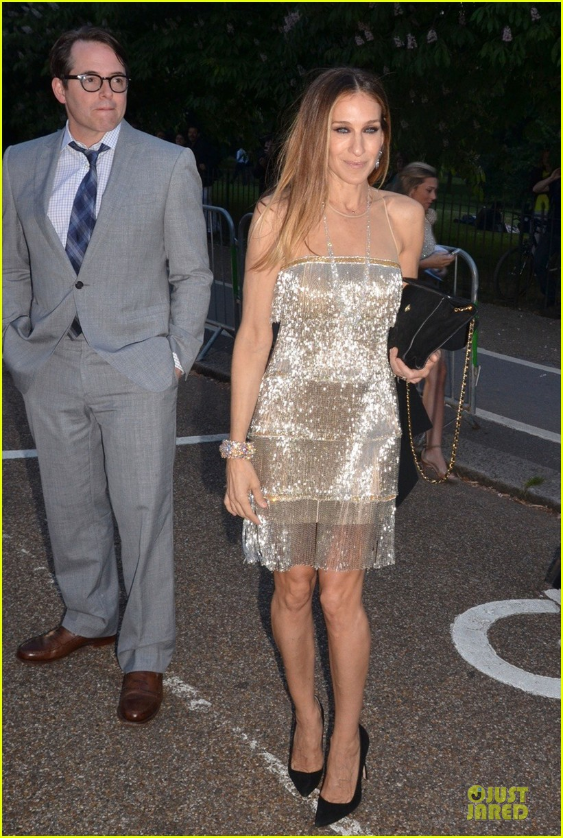 sarah jessica parker matthew broderick serpentine gallery summer party 102899005