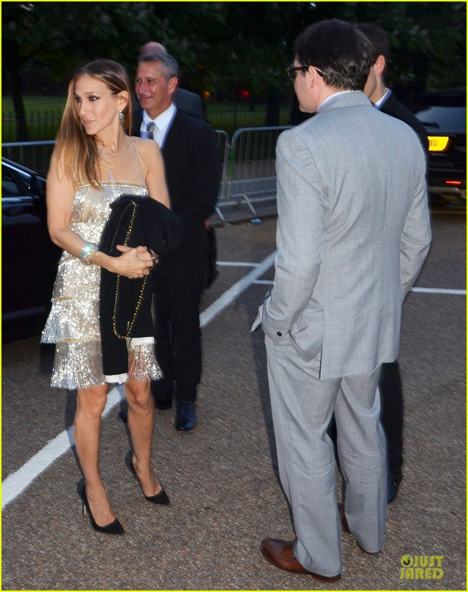 sarah jessica parker matthew broderick serpentine gallery summer party 122899007
