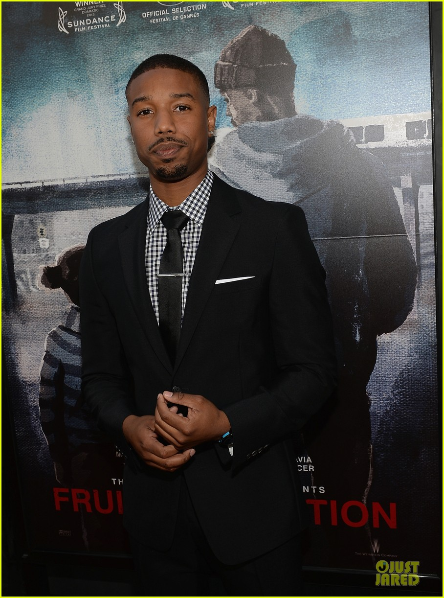 octavia spencer michael b jordan fruitvale station premiere  212893474