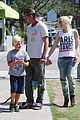 gwen stefani gavin rossdale ice cream with the kids 32