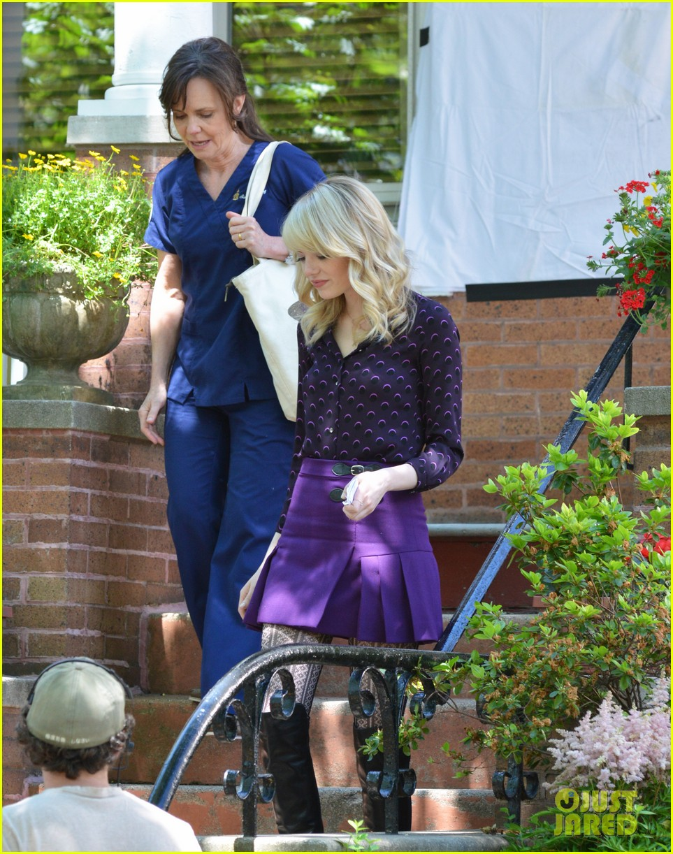 emma stone andrew garfield film spiderman with sally field 18