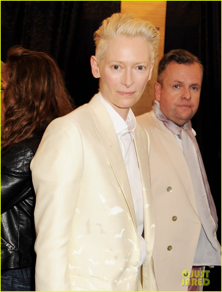 tilda swinton findhorn screening in london 01
