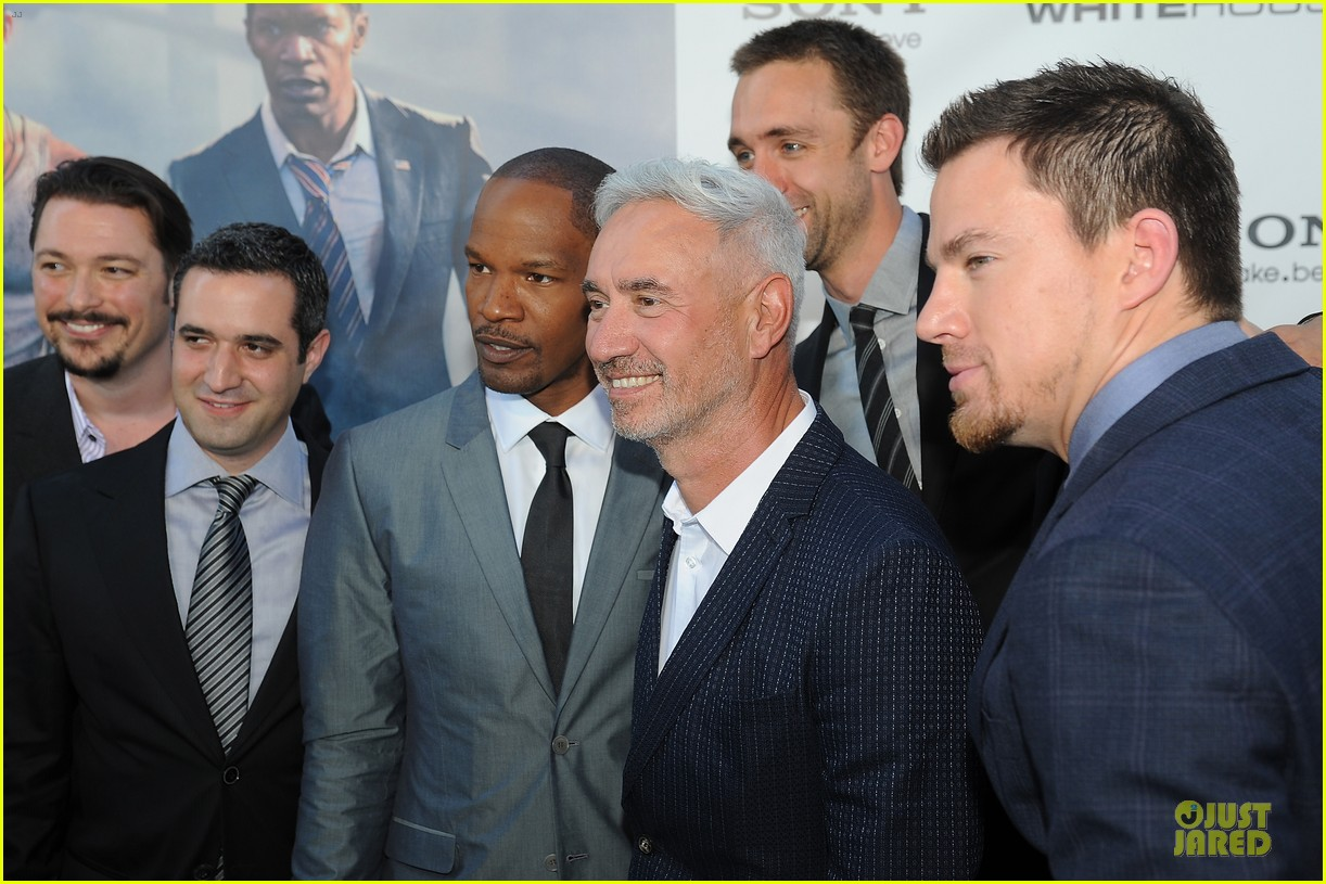 channing tatum jamie foxx white house down dc screening 192896027