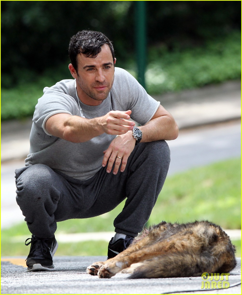 justin theroux begins filming hbo pilot leftovers 10