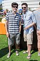 topher grace garrett clayton just jared summer kick off party mcdonalds 12