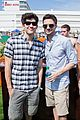 topher grace garrett clayton just jared summer kick off party mcdonalds 15