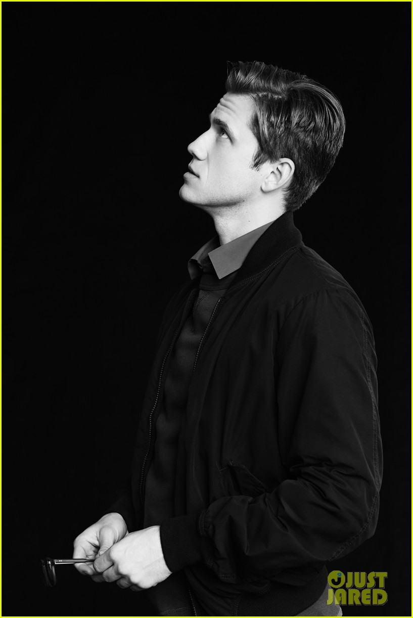 aaron tveit mr porter photo shoot 01