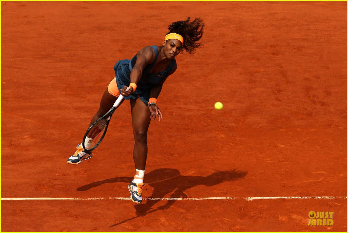 serena williams wins second french open after maria sharapova defeat 12