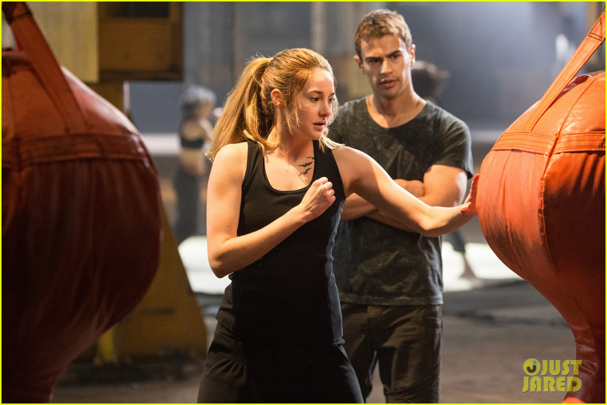 shailene woodley theo james new divergent stills 02
