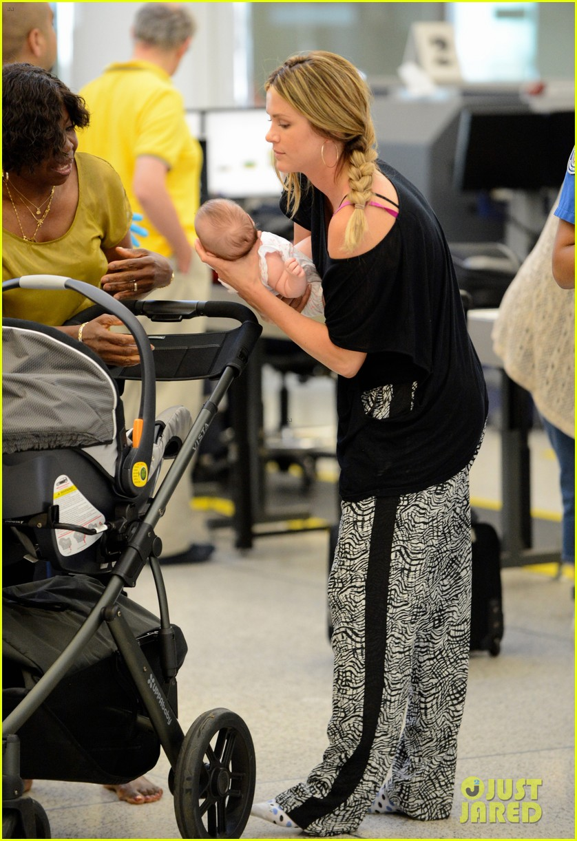 danneel ackles debuts baby justice jay at the airport 032917654