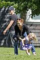 amy adams darren le gallo park date with aviana 20