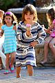 alessandra ambrosio ice cream treat anja friends 34