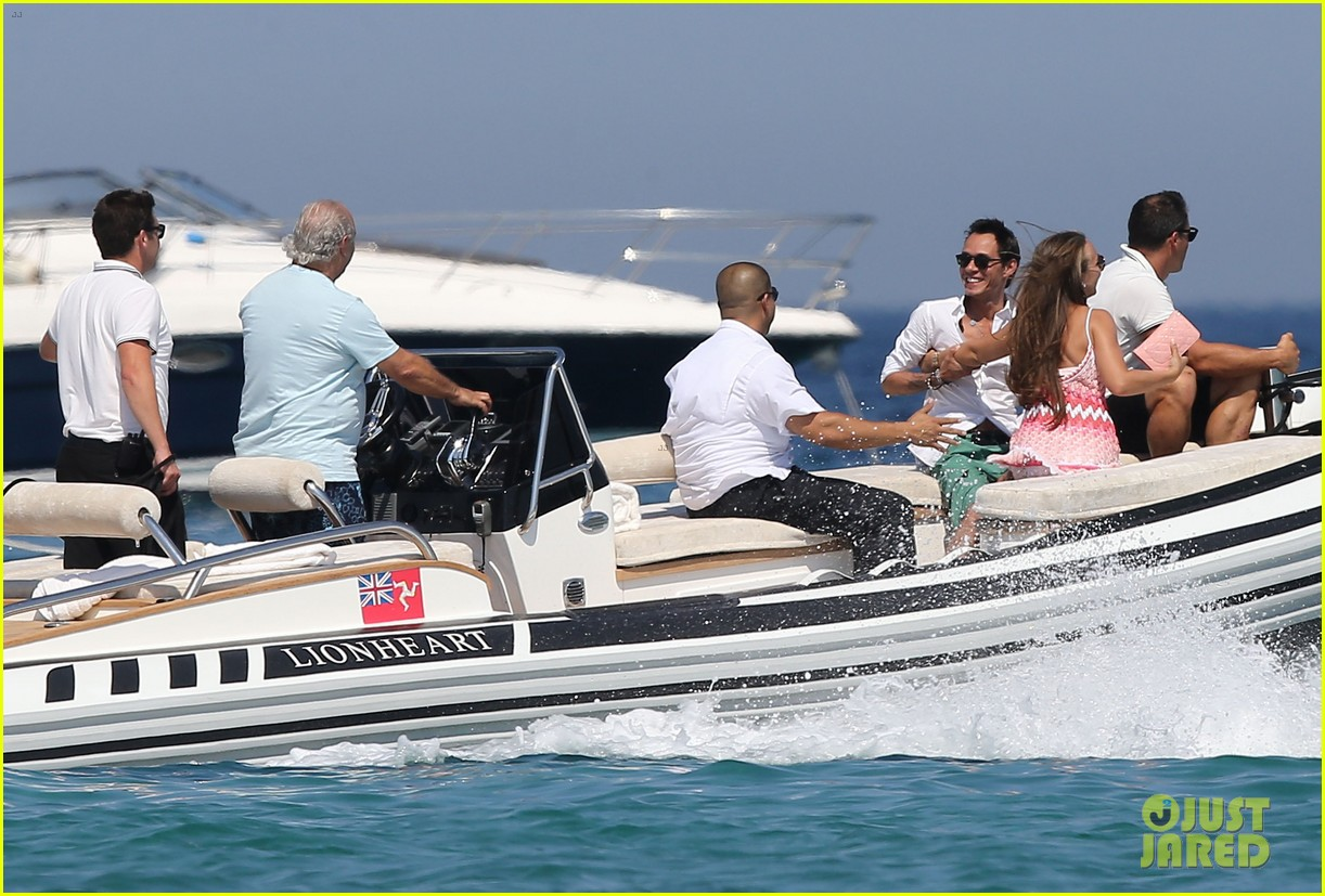marc anthony chloe green st tropez vacation 112904821